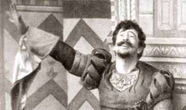 """Бенедикт в комедии В.Шекспира """"Много шума из-за ничего"""""""