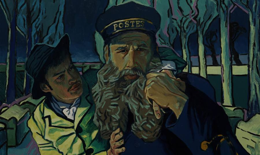 Кадр из анимационного фильма «Loving Vincent» / © lovingvincent.com