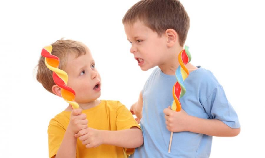 Пусть дети выясняют отношения в определённое время.