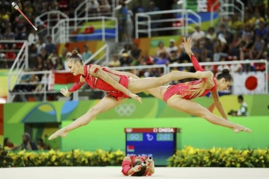 Русские гимнастки игандболистки поборются зазолото Игр в15-й день Олимпиады