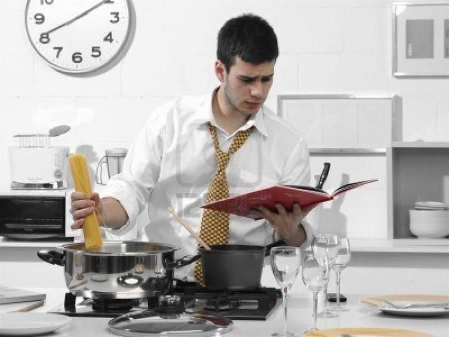 Что плохого в том что муж любит и умеет готовить