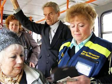 Жилеты контролеров в Минске станут менее заметными