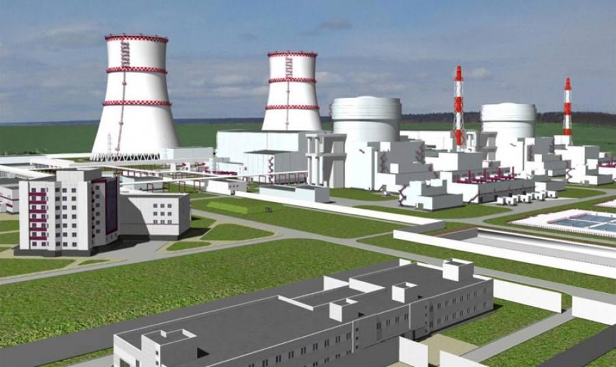 Минск принял решение заменить корпус реактора БелАЭС
