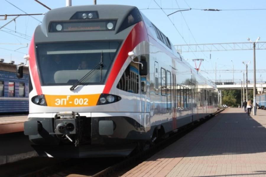 Настанции Ошмяны ребенок попал под поезд из-за мобильного телефона