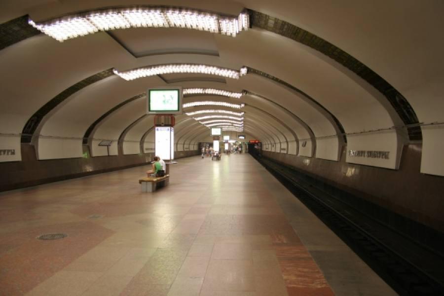 Вметро отыскали  посторонний предмет: станция «Институт культуры» была закрыта